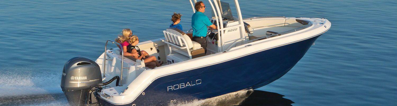 Robalo 222 Boat